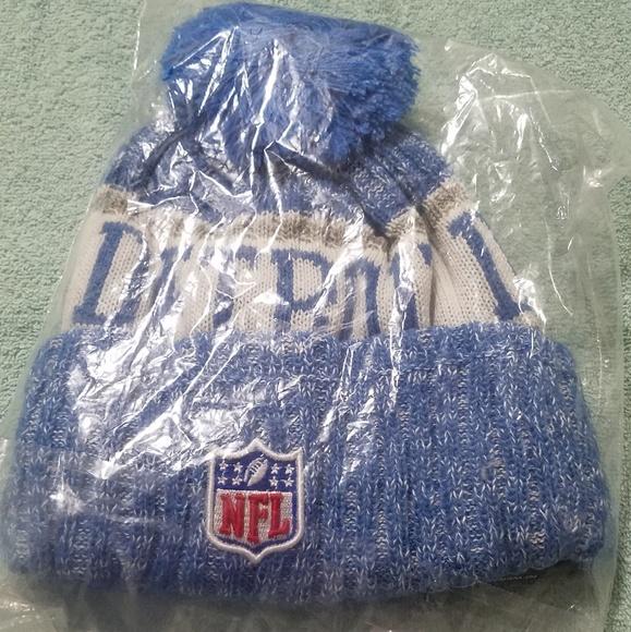 e2c512b2977 NFL Detroit Lions Hat. NWT. New Era